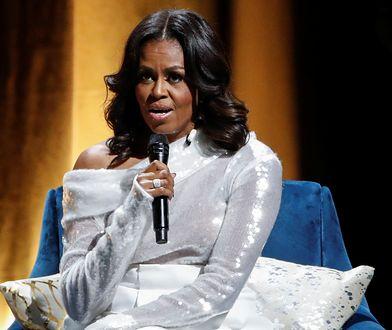 Michelle Obama przyznała, że cierpi na syndrom oszusta