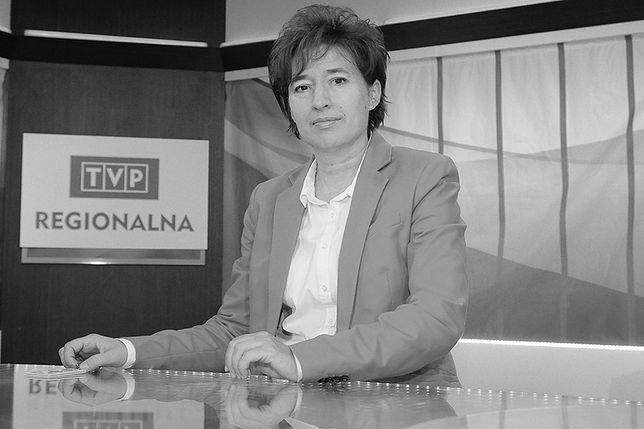 Nie żyje Maria Bartczak. Marcin Antosiewicz: to była wspaniała dziennikarka