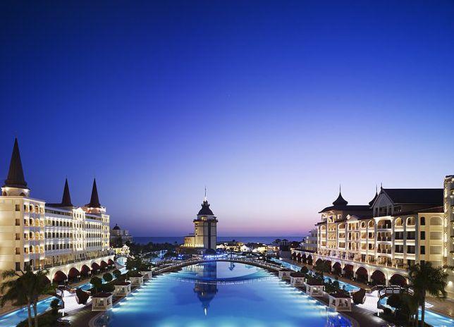 Mardan Palace, Turcja