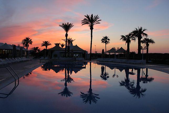 Krajobraz Tunezji
