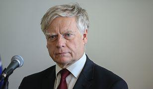 """Aleksander Bobko, senator PiS: """"Praworządność w Polsce jest na zakręcie"""""""