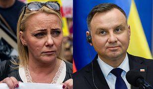 Iwona Hartwich zaatakowała prezydenta Andrzeja Dudę. Nie miała racji