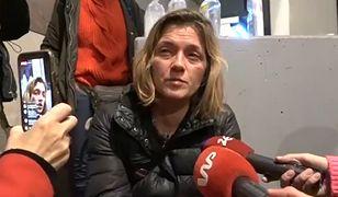"""Strajk Kobiet. Posłanka Lewicy potraktowana gazem. """"Policja idzie na konflikt"""""""