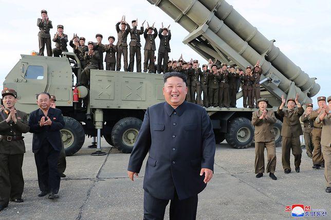 Korea Północna wystrzeliła dwa niezindentyfikowane pociski