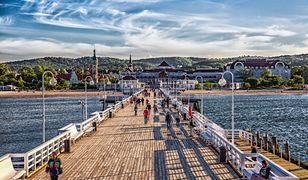Turyści uważają, że Sopot ma swój niepowtarzalny klimat