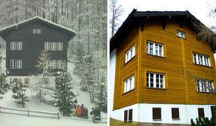 Choć w środku dom wygląda dziś zupełnie inaczej niż 35 lat temu, z zewnątrz niewiele się zmienił