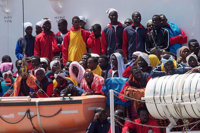 Migranci trafią do europejskich portów?