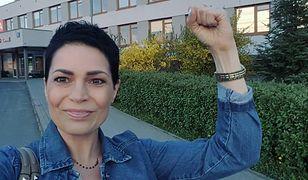 Joanna Górska świętuje koniec terapii. Wygrywa walkę z rakiem