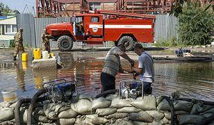 Wielka powódź w Rosji