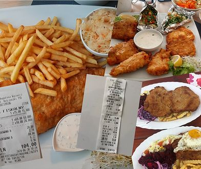Obiad nas polskim morzem? Wraz z Wami sprawdzamy wakacyjne ceny.