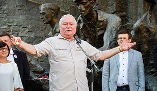 """Lech Wałęsa uważa, że ojciec premiera """"pomagał SB"""""""