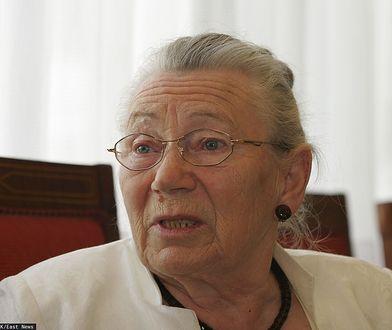 Jedna z liderek Solidarności Anna Walentynowicz (zdj. arch.)