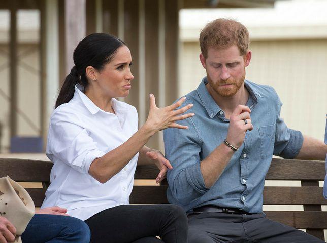 Księżna Meghan i książę Harry ogłosili, że rezygnują z funkcji starszych pracujących członków rodziny królewskiej na początku 2020 roku
