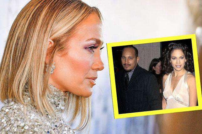 Jennifer Lopez pogrążona w żałobie. W szpitalu zmarła jej wielka miłość