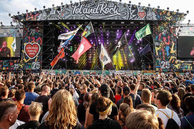 publiczność na Pol'and'Rock Festival 2019