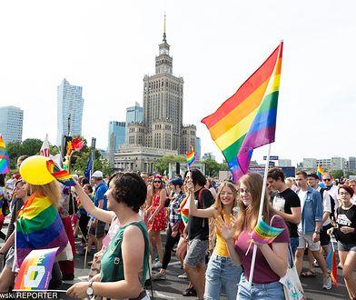 Parada Równości przejdzie ulicami Warszawy po raz 19.