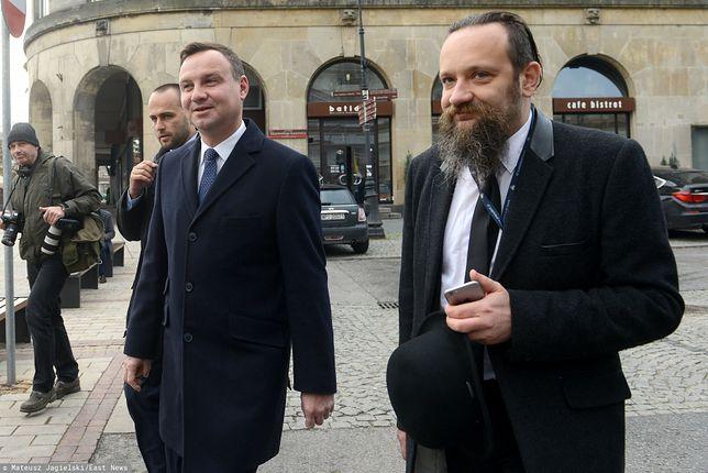 Marcin Kędryna odchodzi z Kancelarii Prezydenta