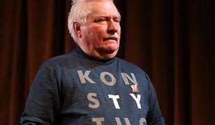 """Lech Wałęsa dostał nabój i pogróżki. """"Dał mi 7 dni życia"""""""