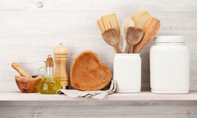 Drewniana łyżka wbrew pozorom jest siedliskiem bakterii.
