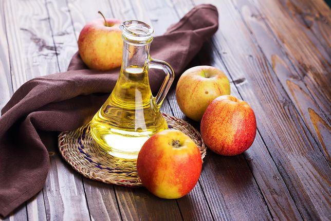 Domowy ocet jabłkowy - przepis i zastosowanie
