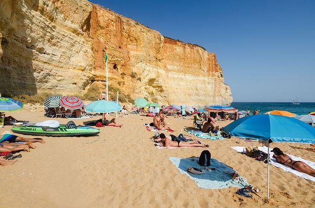 Nagły skok temperatury spowodowany jest masami gorącego powietrzna napływającymi z północnej Afryki