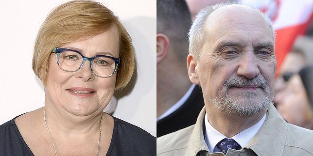 """Ilona Łepkowska o Antonim Macierewiczu. Był jednym z """"kurczaków"""""""
