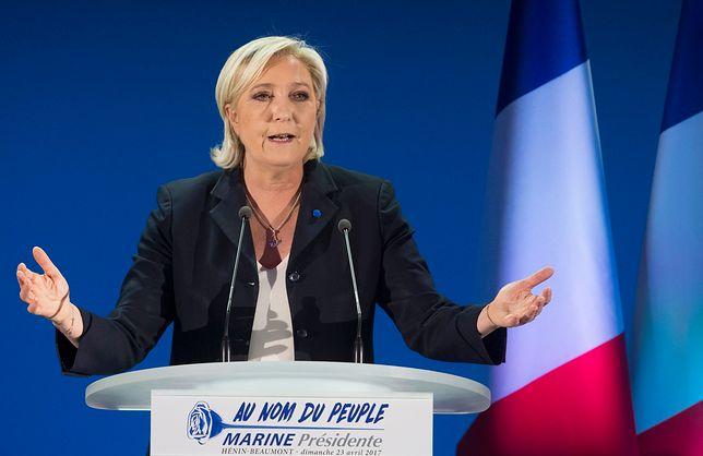 Le Pen i Macron o historycznym znaczeniu wyborów