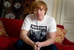 Rupert Grint: Gdyby nie Potter, byłbym malarzem