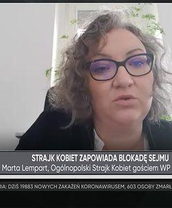 """Marta Lempart komentuje wyciek informacji na jej temat. """"Nie mam szans na sprawiedliwość"""""""