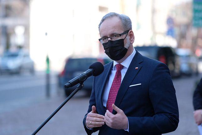 Koronawirus w Polsce. Adam Niedzielski o aktualnej sytuacji epidemicznej