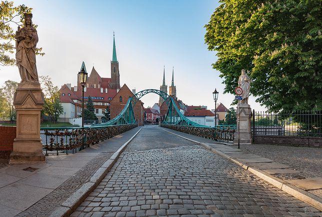 Najstarszą częścią Wrocławia jest Ostrów Tumski
