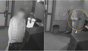 Klient salonu gier zastraszył pracownika bronią.