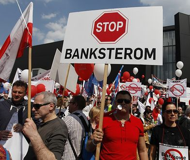 Póki frank nie dojdzie do poziomu 3,11 zł, frankowicze będą powiększać swoją stratę względem osób z kredytem w polskiej walucie.