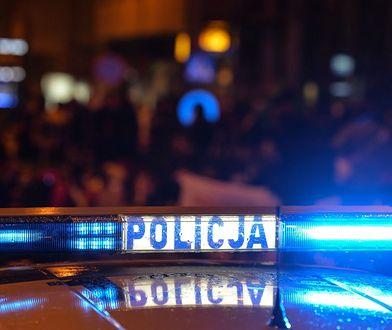 Łódź. Pijany kierowca miał żal do policji, bo nie wiedzieli, gdzie jest monopolowy