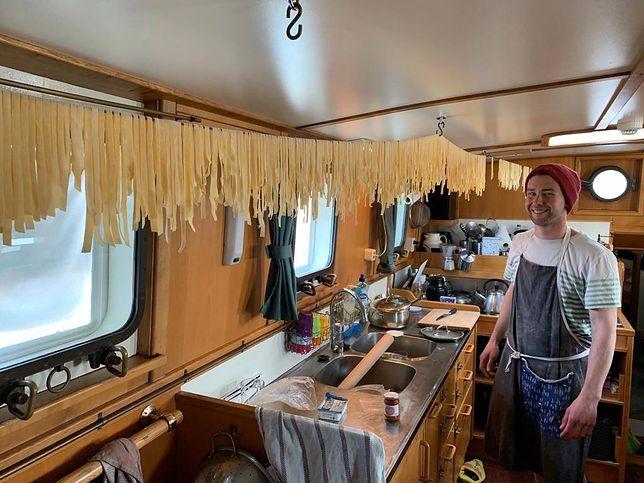 Pascal Diener opowiada o pracy na pokładzie statku