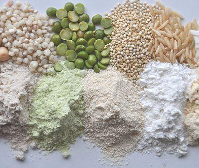 Przewodnik po bezglutenowych mąkach