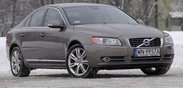 TEST: Volvo S80 T6 AWD - i cóż, że ze Szwecji