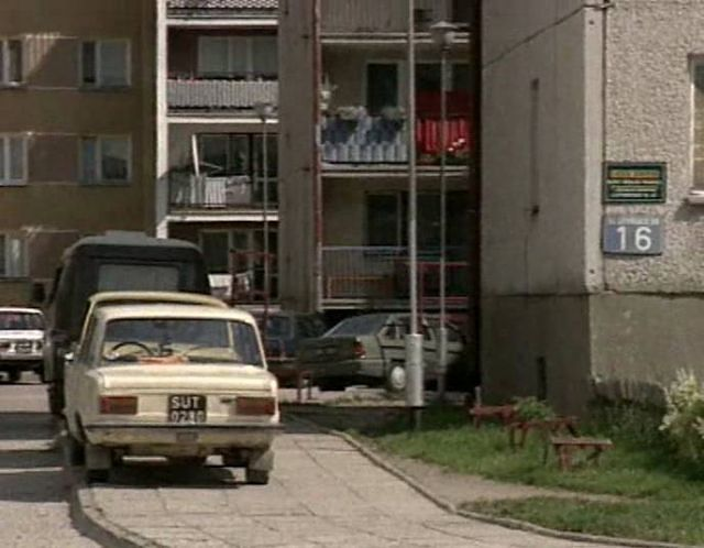 Polskie auta za granicą