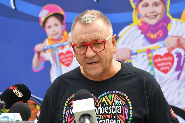 Jerzy Owsiak z dystansem odpowiedział na wpadkę TVP