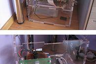 Bezgłośny domowy komputer serwerowy