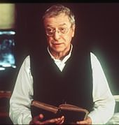 Michael Caine pisze thriller o terrorystach