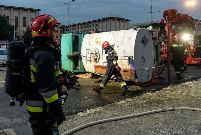 Szczyt NATO: strażacy sprawdzili ponad 200 obiektów
