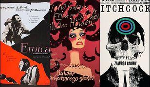 """Za darmo: """"Filmowo mi... - polskie plakaty filmowe z lat 1945-1969"""""""