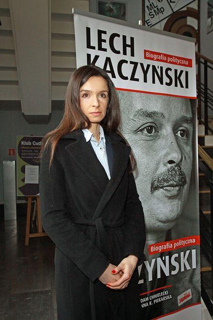 Marta Kaczyńska broni rodziców i innych ofiar 10 kwietnia