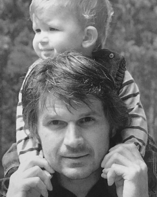 Dziennikarka udostępniła zdjęcie męża z synem.