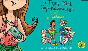 Emi (#8). Emi i Tajny Klub Superdziewczyn. Tom 8. List w butelce - CD