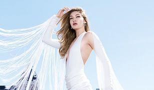 Gigi Hadid dla Maybelline: dzięwczęcy urok i seksapil