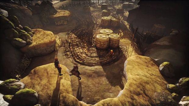 Brothers: rozgrywka z nowej gry studia Starbreeze wygląda rewelacyjnie