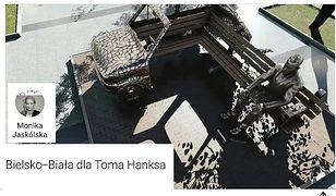 Hanks zafascynował się maluchem podczas zdjęć na Węgrzech. Niebawem otrzymał taki samochód od Polaków