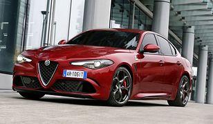 Alfa Romeo Giulia zaskoczyła dojrzałością konstrukcji i osiągami w wersji Qaurdifoglio